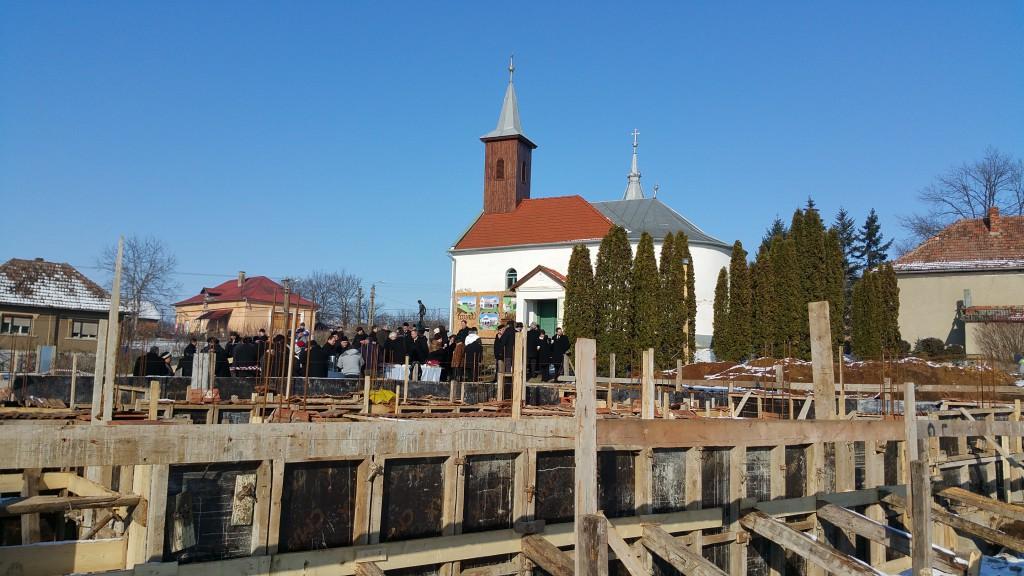"""""""Isten áldd meg a magyart – Kölcsey Ferenc Emlékház"""" alapkő letétel ünnepség"""