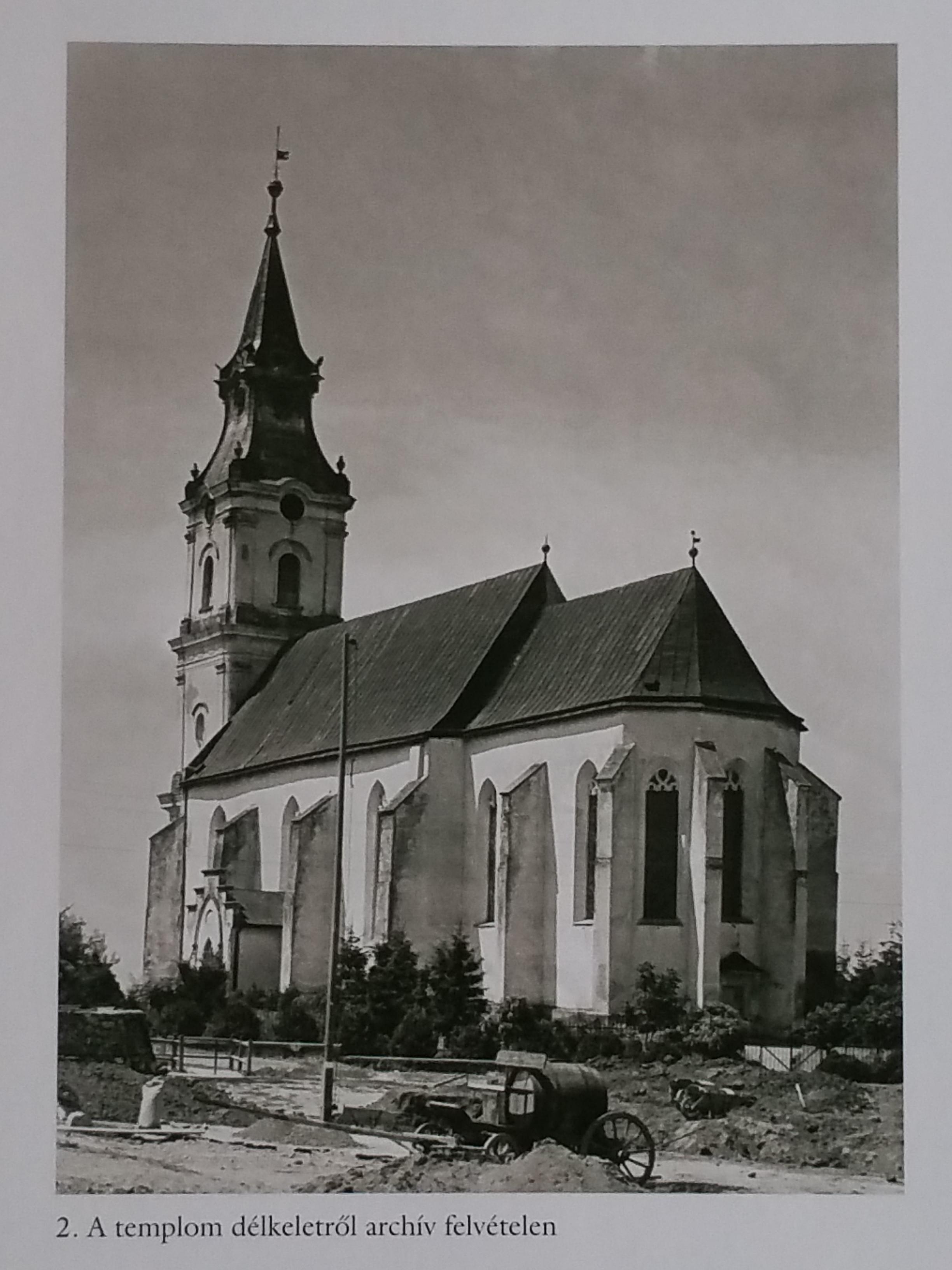 Tasnád – református templom