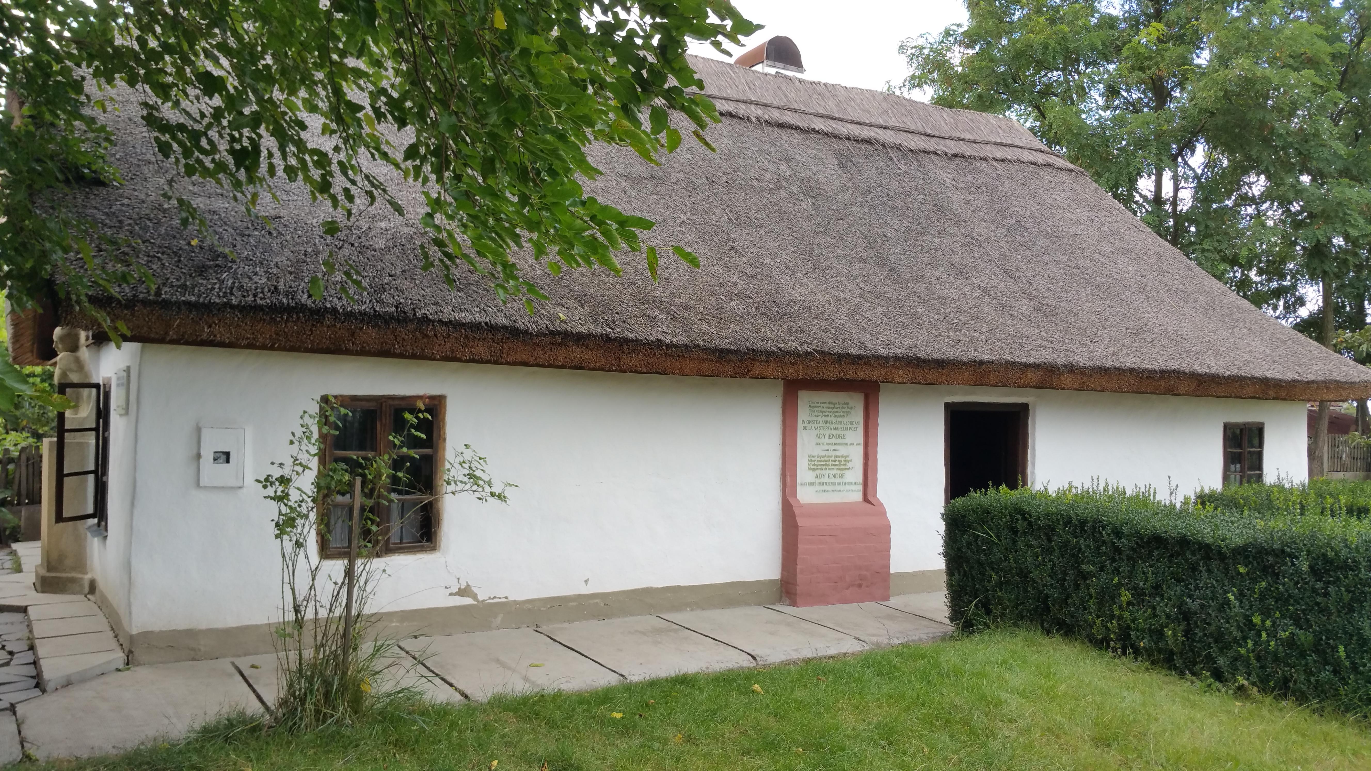 Ady Endre szülőháza