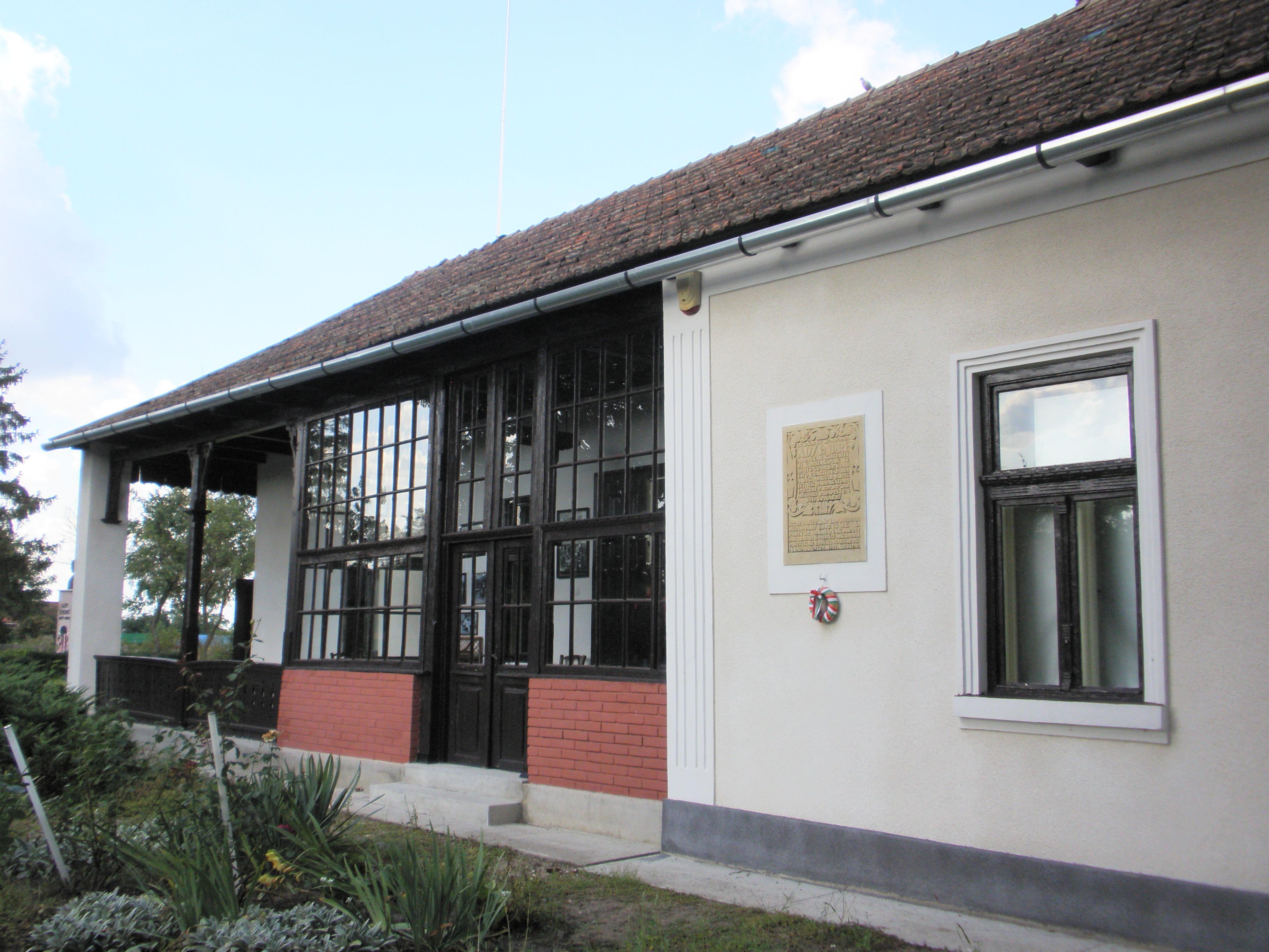 Az 1907-ben épült Ady–kúria