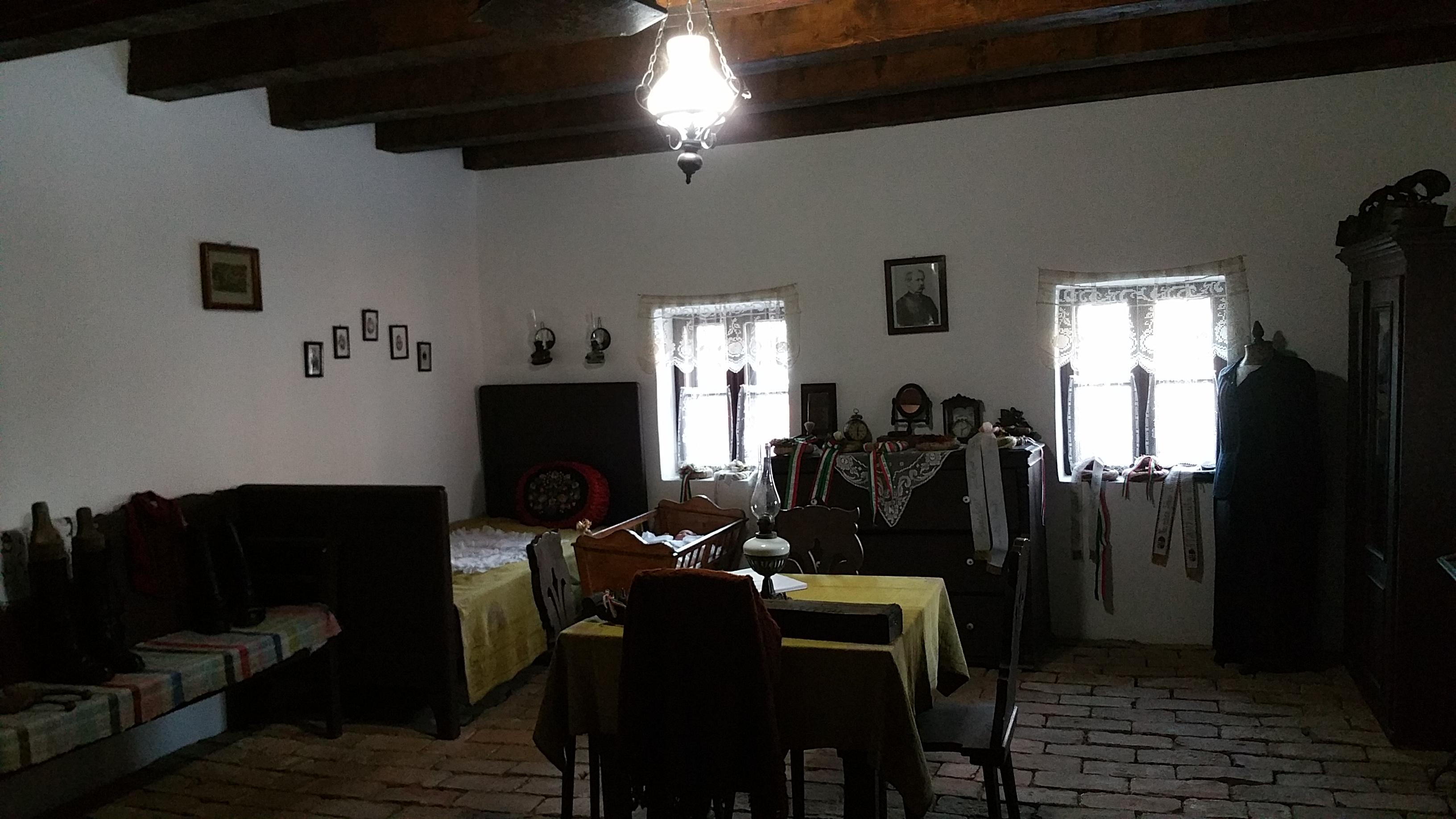 A tiszta szoba