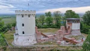 A felújított vár napjainkban