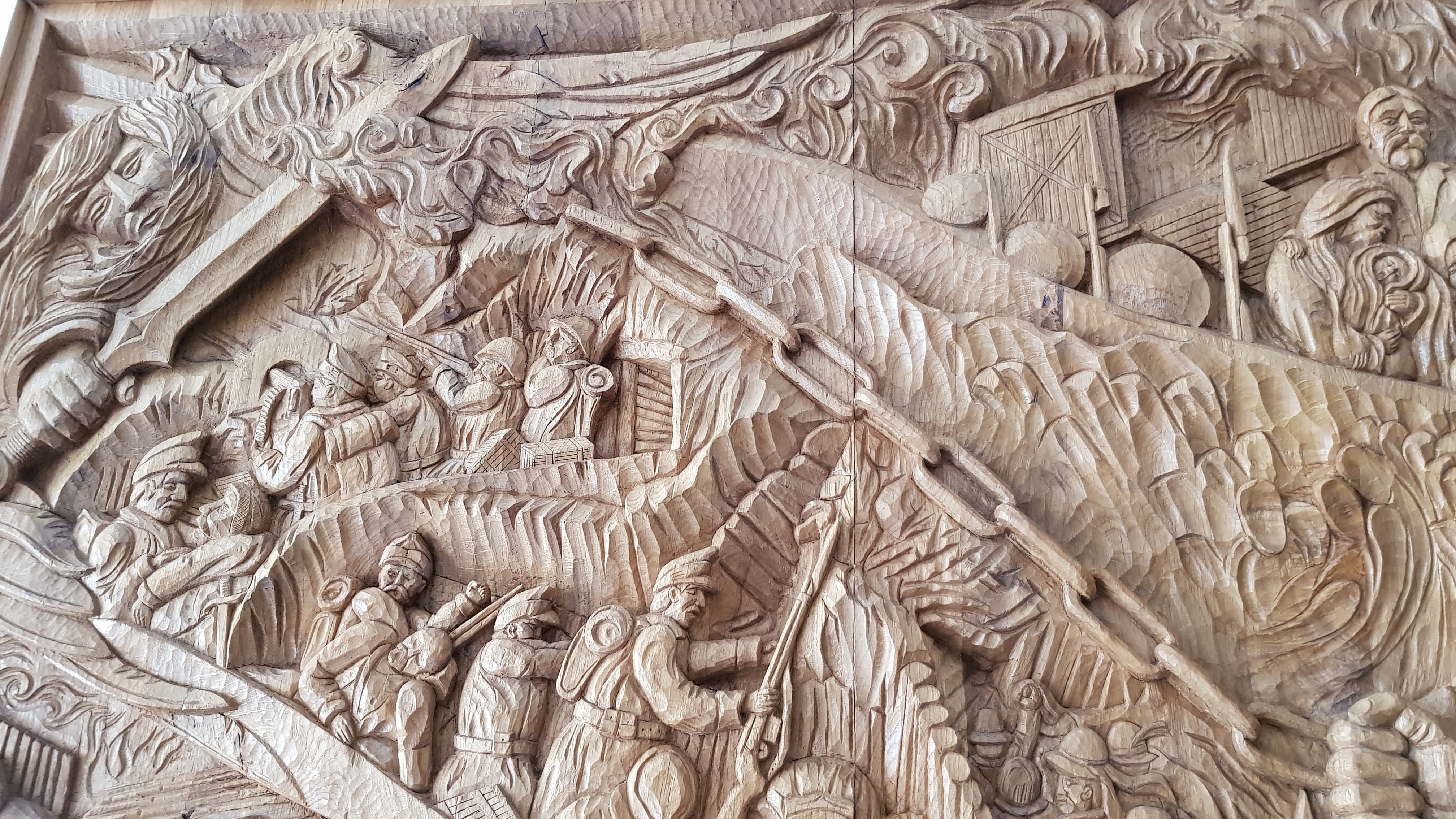 Gábriel arkangyal és Trianon láncai