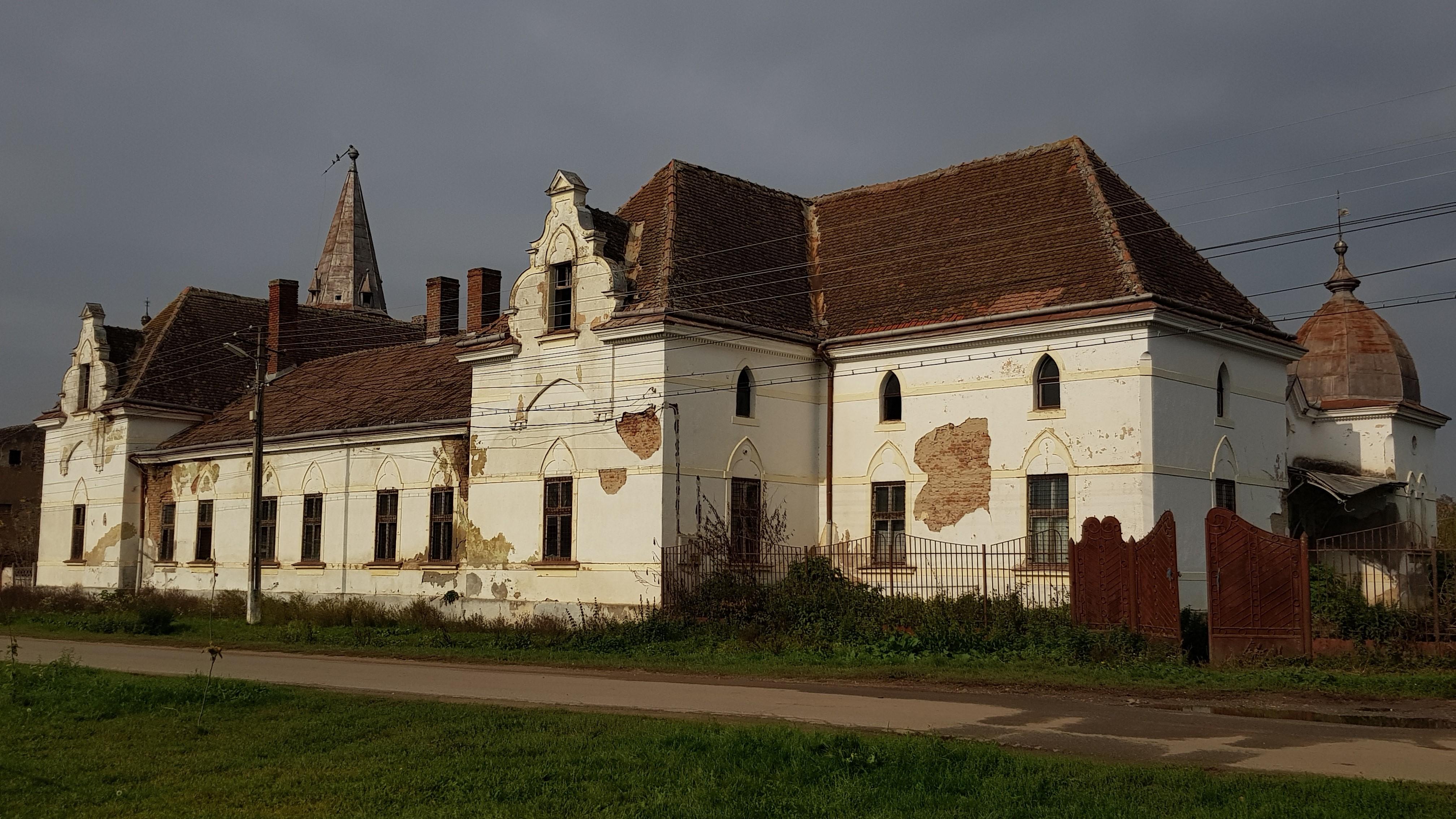 A Kováts Miklós által építtetett kúria