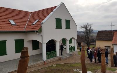 A magyar kultúra napja alkalmából tartott megemlékezés Sződemeteren