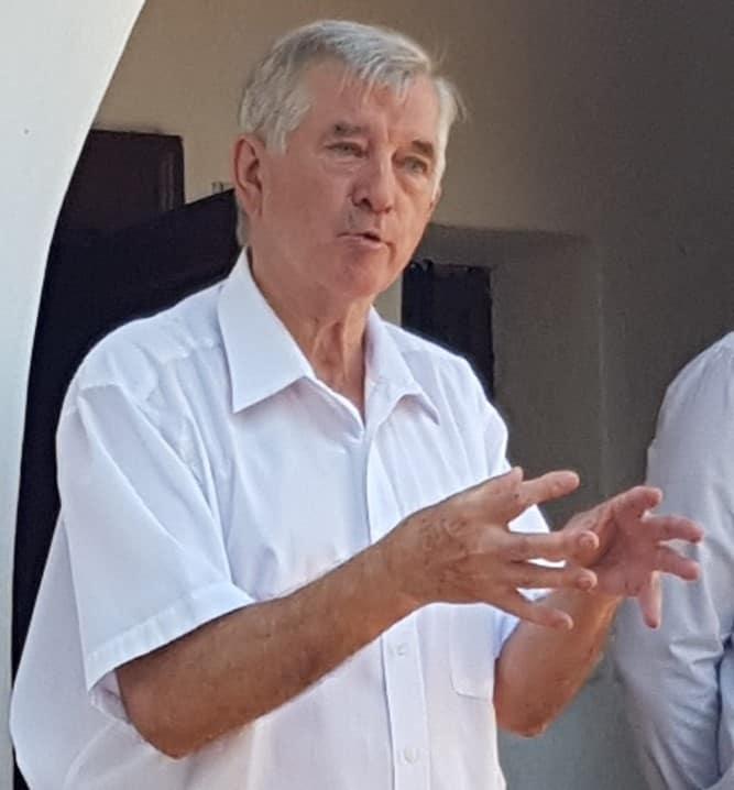 Cs. Varga István élvezetes előadást tartott