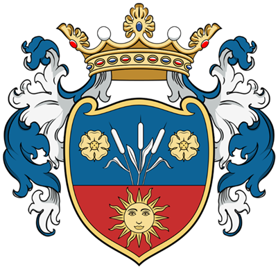 Álmosd címere