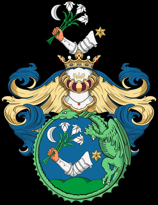 A Kölcsey család címere