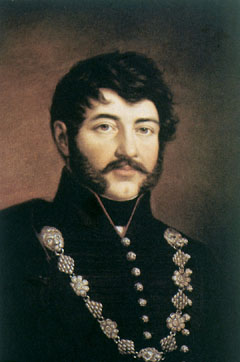 Berzsenyi Dániel (1776 – 1836)