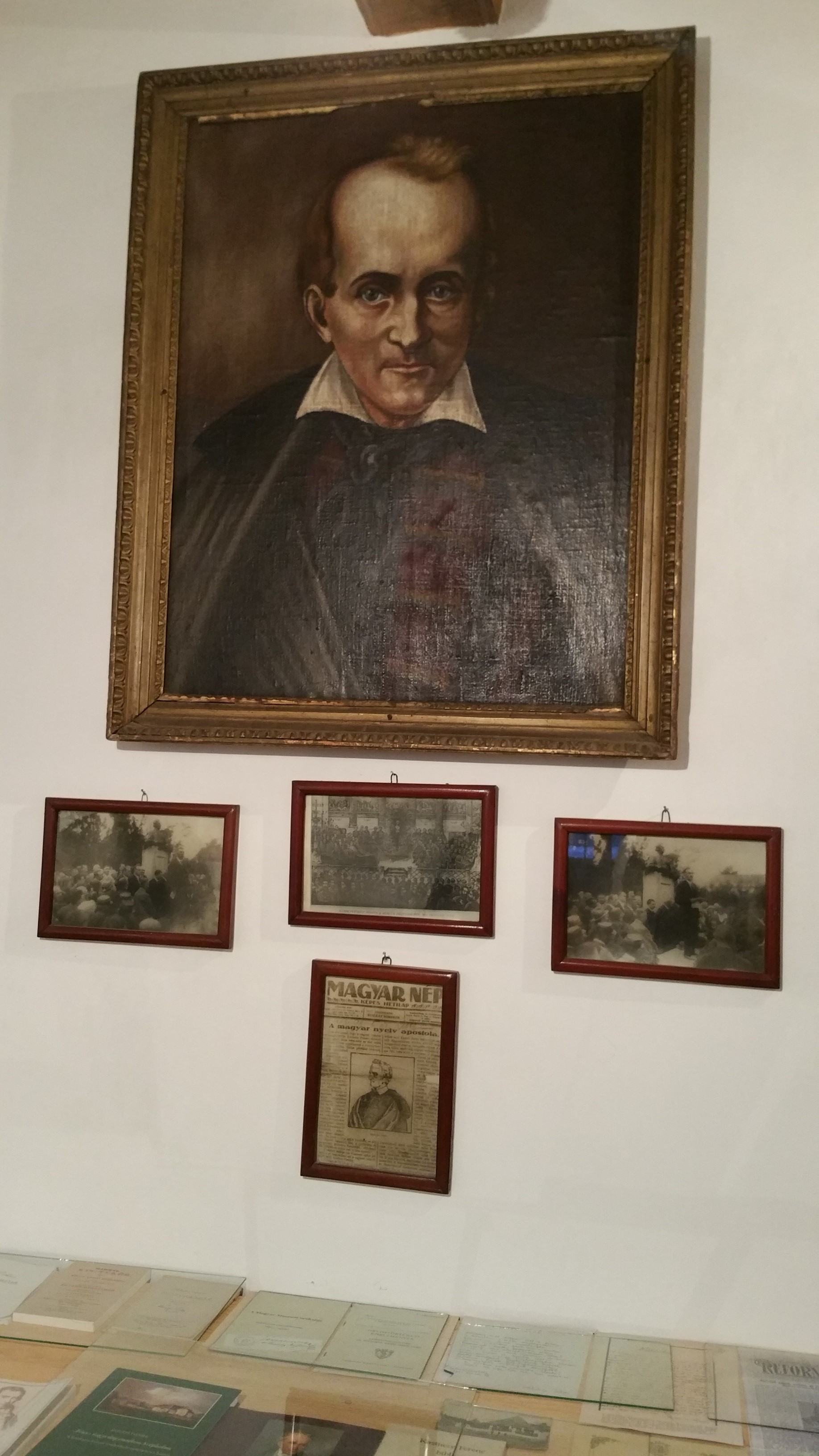 Niederkorn János Kazinczy portréja