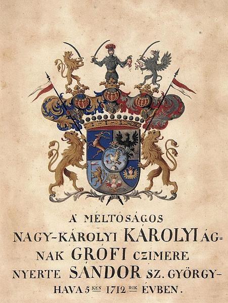 A Károlyi címer