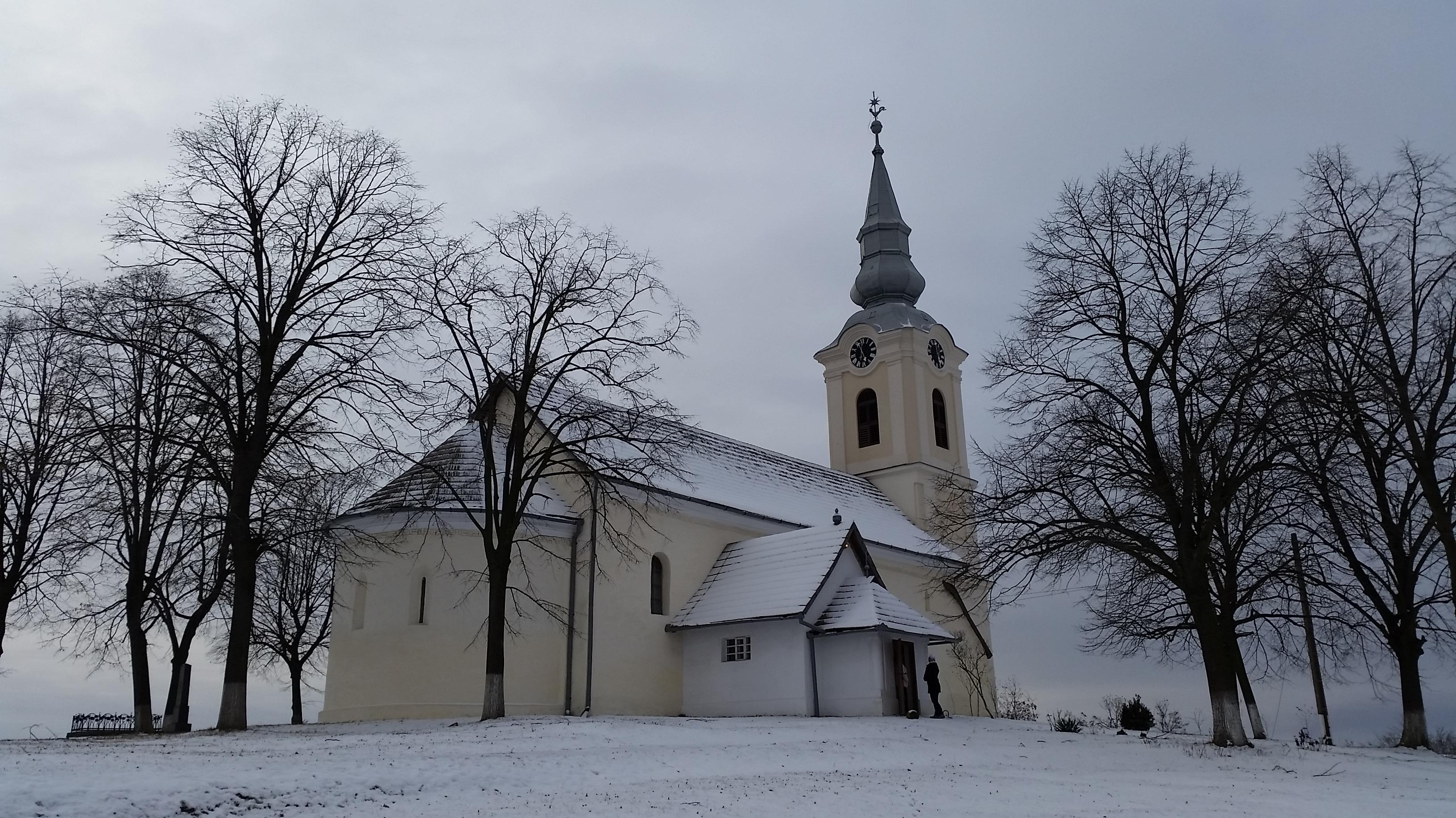 A sitéri református templom