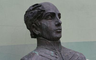 Nyíregyháza, Széchenyi u. 6., Kölcsey Ferenc Gimnázium udvara
