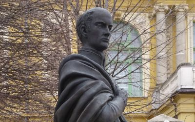Nyíregyháza, Hősök tere 5. (Bíró Lajos, 2008, bronz)