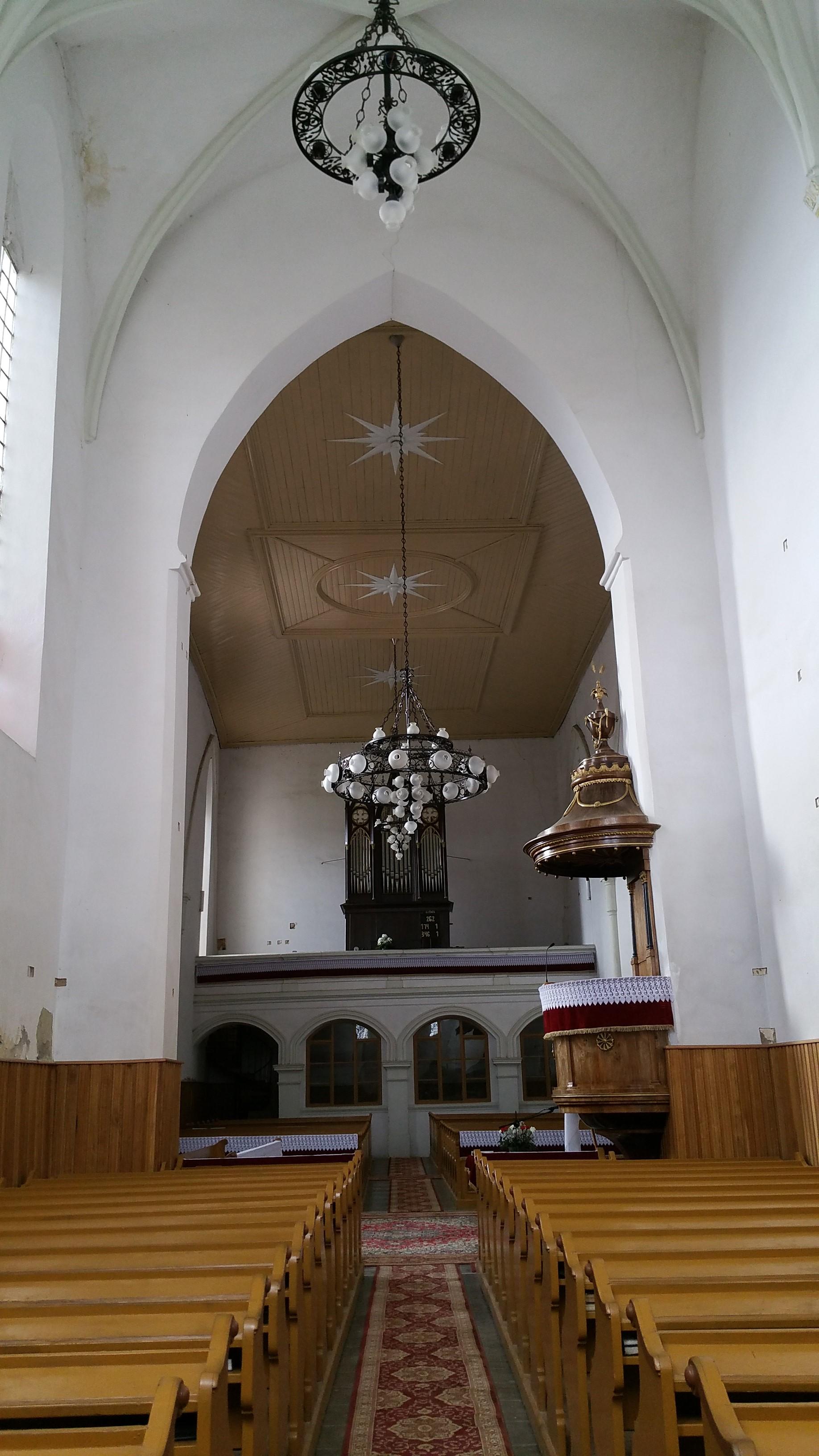 Templomhajó