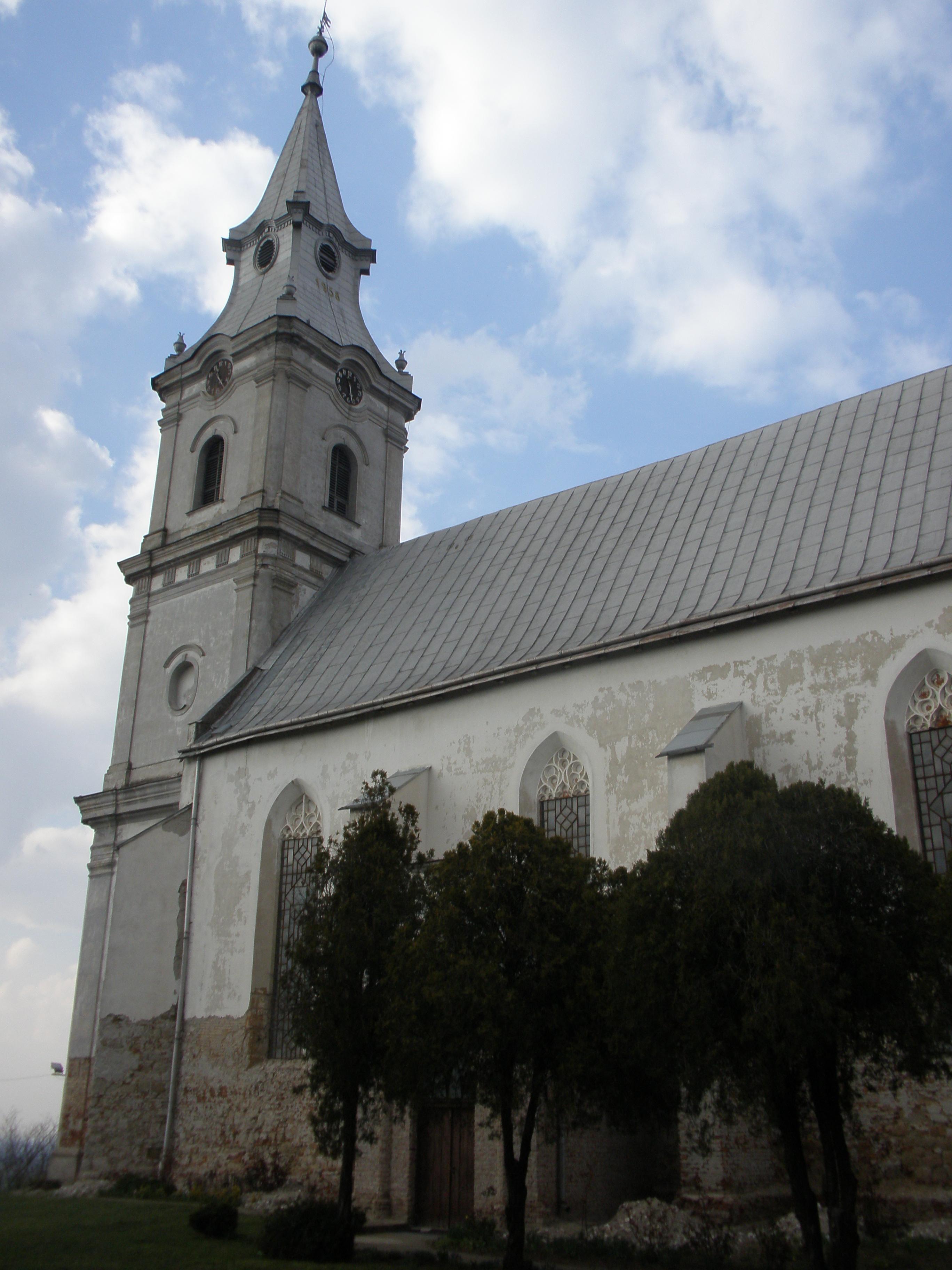 A templom tornya