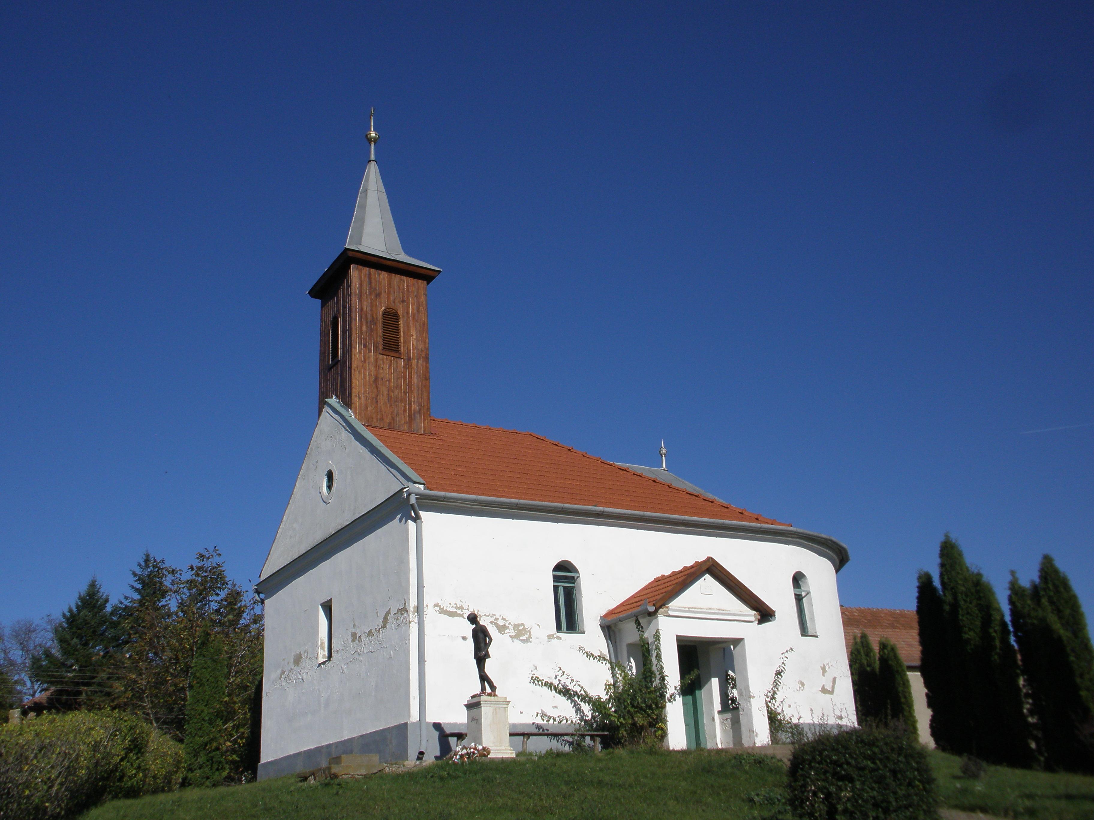 Sződemeter – református templom