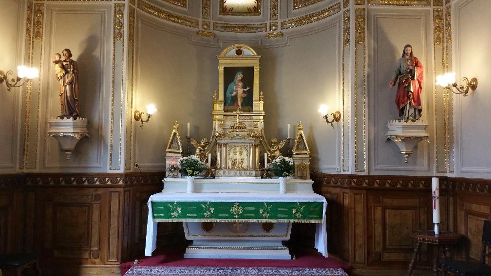 Az erdődi oltár
