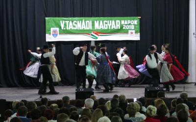 V. Tasnádi Magyar Napok 2018