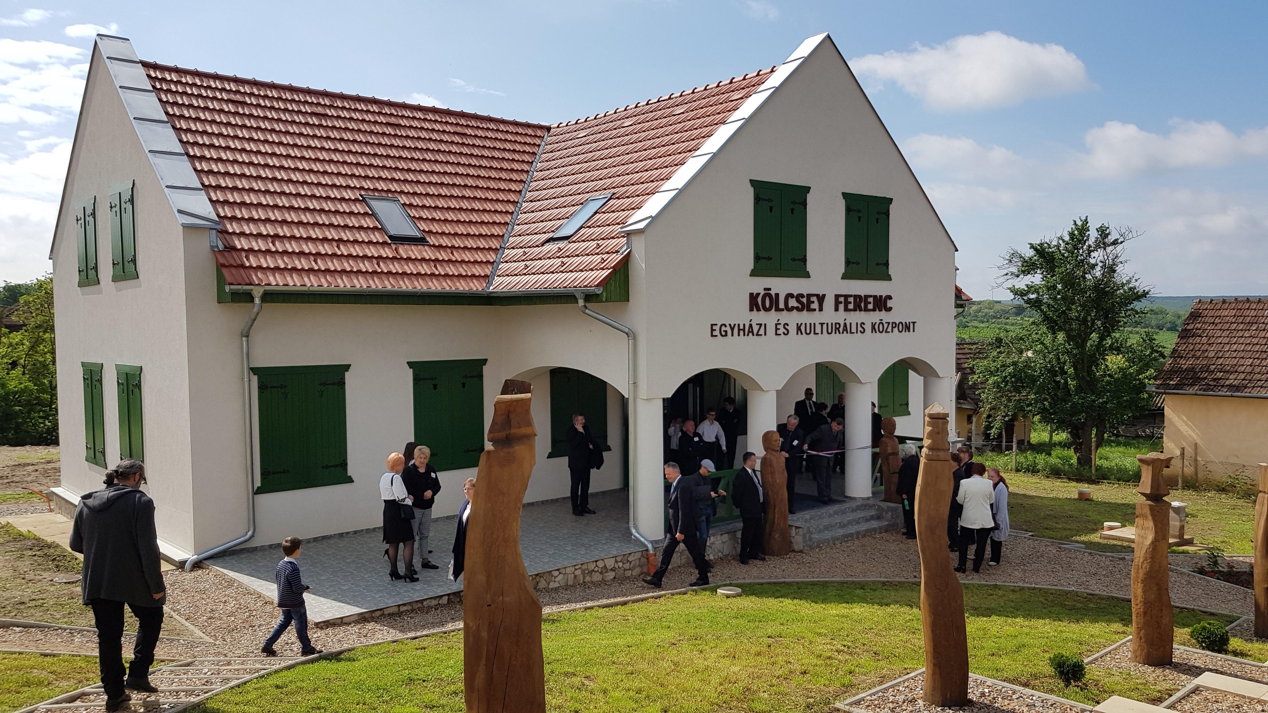 Kölcsey Ferenc Egyházi és Kulturális Központ