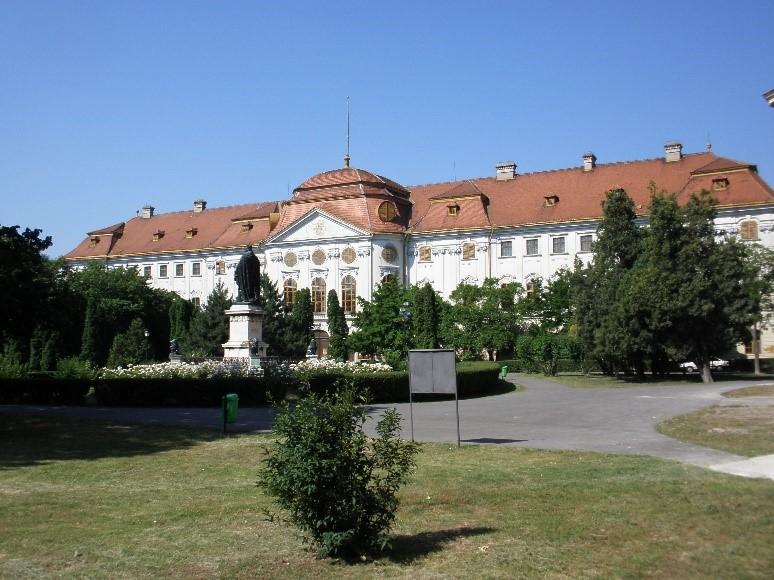 A püspöki palota